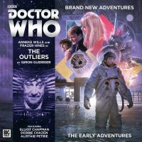 Doctor Who The Early Adventures 4.2: TheOutliers - Audio CD